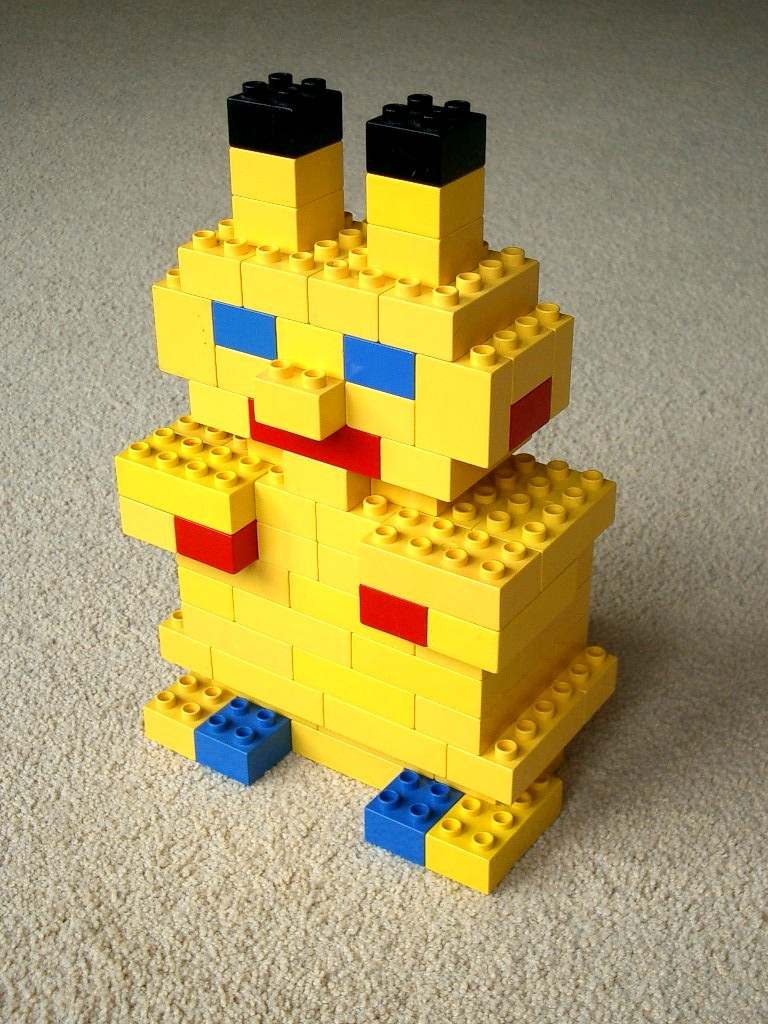 Lego Examples And Construction Guides